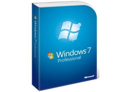 Microsoft - OEMWIN7PR64B1PK - Software