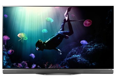 LG - OLED55E6P - OLED TV
