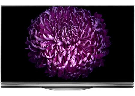 "LG 65"" Black UHD 4K OLED HDR Smart HDTV With WebOS 3.5 - OLED65E7P"