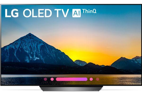 """LG 55"""" 4K HDR Smart OLED TV With AI ThinQ - OLED55B8PUA"""