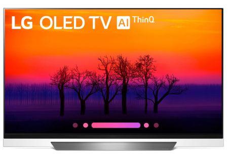 """LG 65"""" 4K HDR Smart AI OLED TV With ThinQ - OLED65E8PUA"""