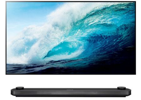 "LG SIGNATURE 65"" Black UHD 4K OLED Smart HDTV With WebOS 3.5 - OLED65W7P"