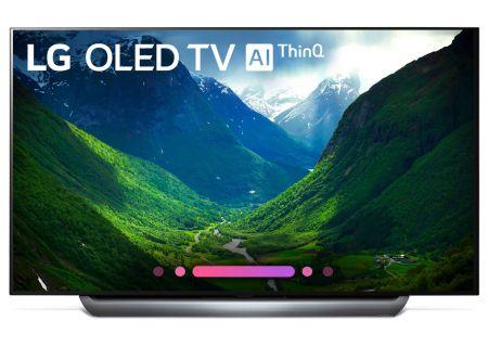 """LG 77"""" 4K HDR Smart AI OLED TV With ThinQ - OLED77C8PUA"""