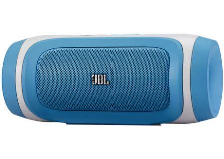 JBL - JBLCHARGEBLUAM - Bluetooth & Portable Speakers