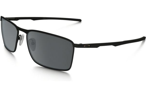 Oakley Rectangle Black Matte Conductor 6 Mens Sunglasses - OO4106-01