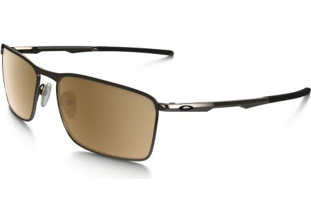 Oakley Rectangle Polarized Conductor 6 Mens Sunglasses - OO4106-04