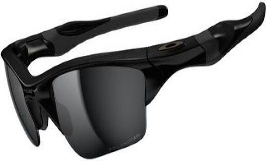 24ab1e1536bf3 Oakley Polarized Black Mens Sunglasses - OO9154-05 - Abt