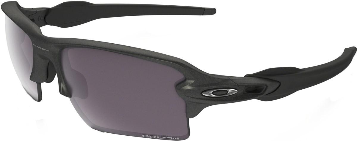 491104caa57 Oakley Steel Polarized Flak 2.0 XL Mens Sunglasses - OO9188-60