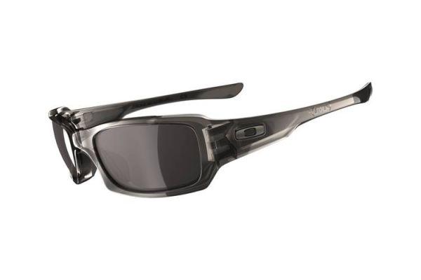 Oakley Fives Squared Grey Smoke And Warm Grey Lens Mens Sunglasses - OO9238-05