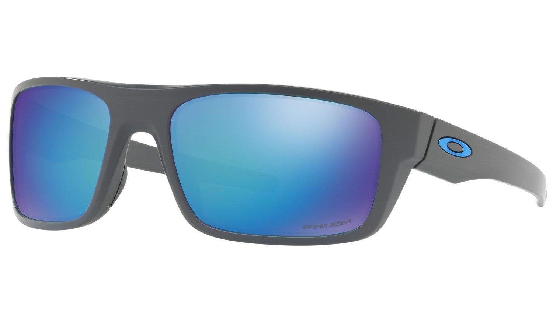 Oakley Drop Point Prizm Grey Mens Sunglasses - OO9367-0660