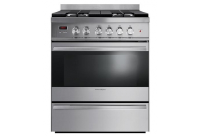 Fisher & Paykel - OR30SDBMX1 - Gas Ranges