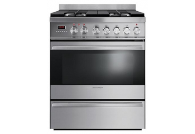 Fisher & Paykel - OR30SDPWGX1 - Dual Fuel Ranges