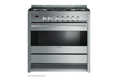 Fisher & Paykel - OR36SDBMX1 - Gas Ranges