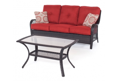 Hanover - ORLEANS2PC-B-BRY - Patio Furniture