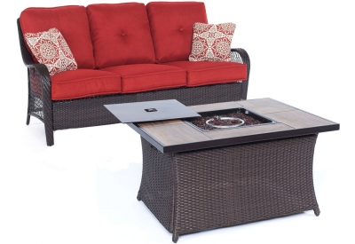 Hanover - ORLEANS2PCFP-BRY-A - Patio Seating Sets