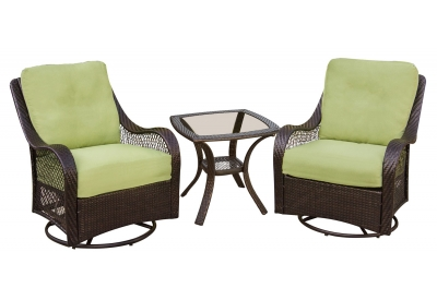 Hanover - ORLEANS3PCSW - Patio Furniture