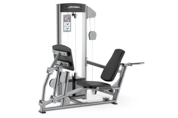Large image of Life Fitness Optima Leg Press - OSLP