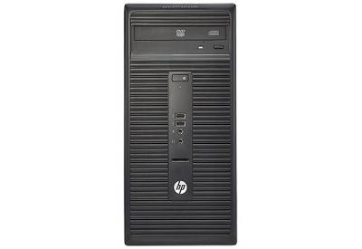 HP 280 G1 Black Desktop Computer - P0C88UT#ABA