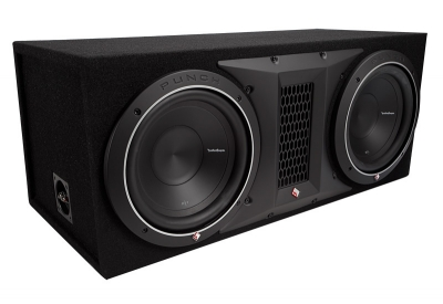 Rockford Fosgate - P1-2X10 - Car Subwoofers
