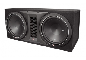 Rockford Fosgate - P1-2X12 - Vehicle Sub Enclosures