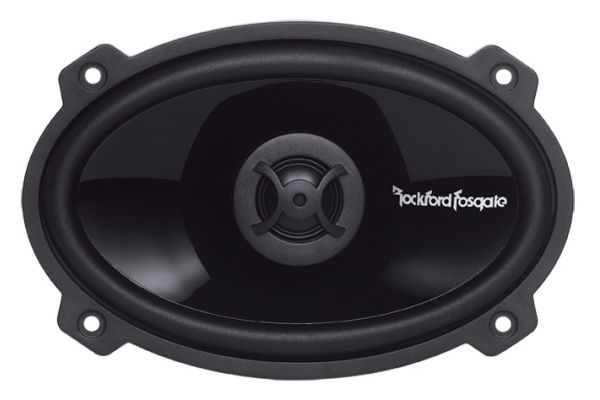"Large image of Rockford Fosgate Punch 4"" x 6"" 2-Way Full Range Speaker (Pair) - P1462"