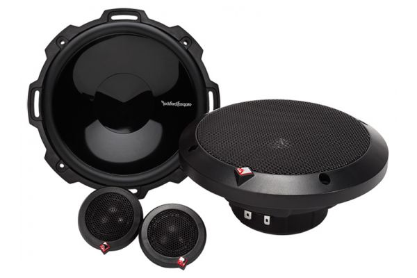 "Rockford Fosgate Punch Series 6.75"" Component System (Pair) - P1675-S"