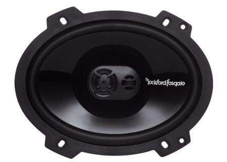 "Rockford Fosgate Punch Series 6"" x 8"" 3-Way Full Range Speaker (Pair) - P1683"