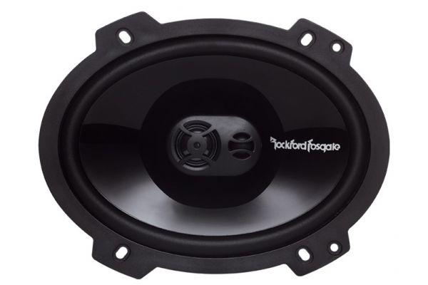 "Large image of Rockford Fosgate Punch Series 6"" x 8"" 3-Way Full Range Speaker (Pair) - P1683"