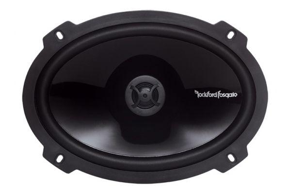 "Large image of Rockford Fosgate 6"" x 9"" Punch Series 2-Way Full Range Speaker (Pair) - P1692"