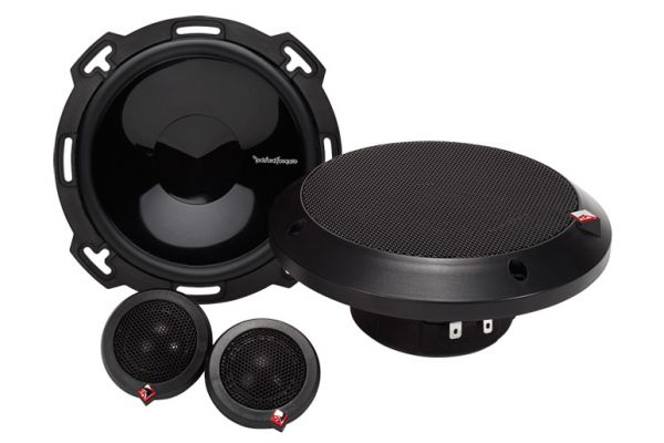 """Rockford Fosgate Punch Series 6"""" Component System (Pair) - P16-S"""