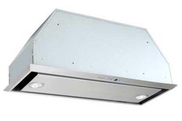 """Large image of Best 21"""" Velato Stainless Steel Built-In Range Hood - P195P1M52SB6"""