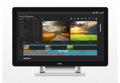 DELL - P2714T - Computer Monitors