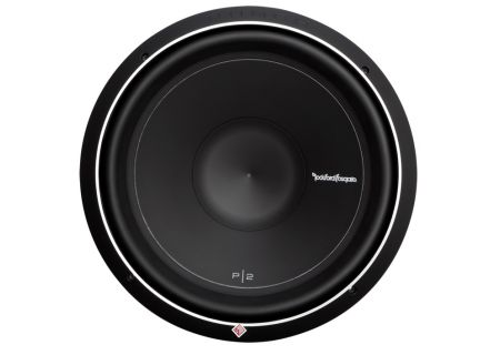 Rockford Fosgate - P2D2-15 - Car Subwoofers