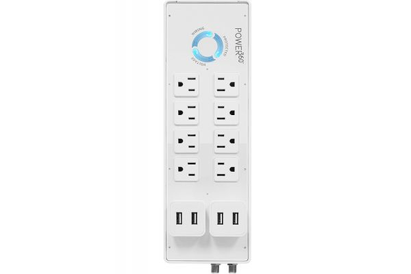 Large image of Panamax Power360  8-Outlet Power Strip - P360-8