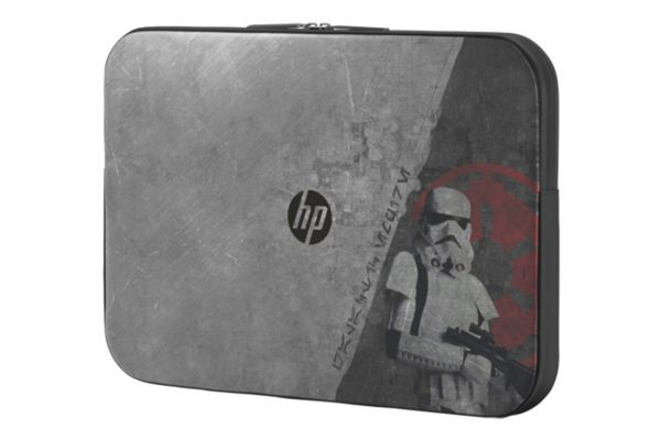 """Large image of HP Star Wars Special Edition 15.6"""" Laptop Protective Padded Sleeve - P3S09AA#ABC"""