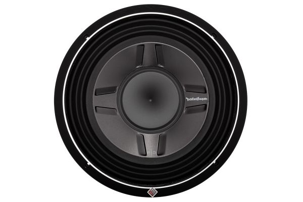 """Large image of Rockford Fosgate 12"""" Punch P3S Shallow 2-Ohm Car Subwoofer - P3SD2-12"""