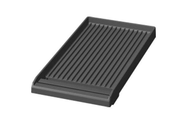 """Large image of Thermador 12"""" Professional Grill Plate With Drip Tray - PA12GRILLW"""