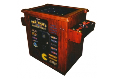 Namco - PACMANARCADECOCKTAILTABLE  - Gaming Consoles