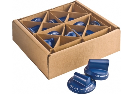 Thermador Blue Metal Knob Kit  - PAKNOBLUNG