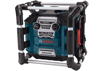Bosch Tools Basic Power Box Jobsite Radio - PB360S