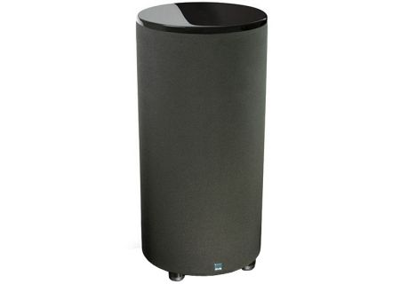 "SVS 12"" Piano Gloss Black Ported Cylinder Subwoofer - PC2000PG"
