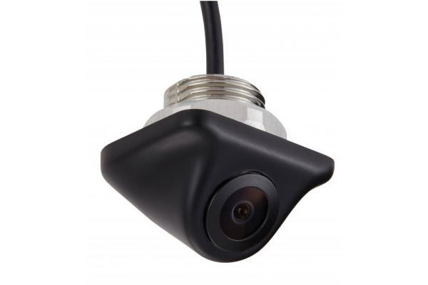 "Large image of Echomaster 1/4"" CMOS Sensor Backup Camera  With Parking Lines  - PCAM-110"