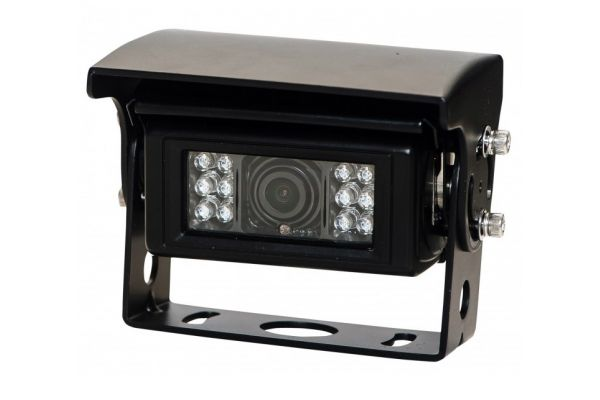 """Large image of Echomaster 1/4"""" CCD Commercial Camera With Night Vision - PCAM-IRF"""