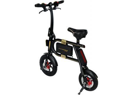 Swagtron Black SwagCycle Electric Bike - PCM-30512-2