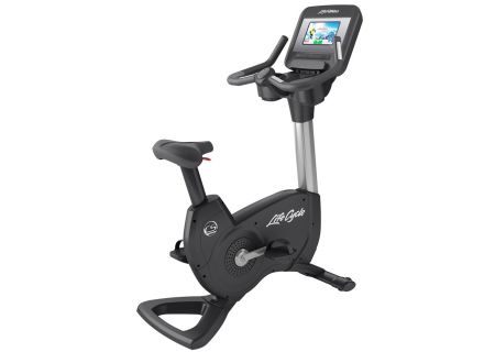 Life Fitness Platinum Club Series Upright Lifecycle Exercise Bike  - PCSCI-DOMXX-02