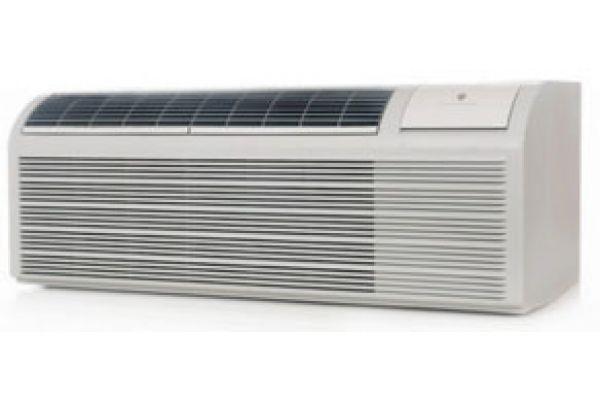 Friedrich 11,800 BTU 11.6 EER 230V PTAC + Electric Heat  Wall Air Conditioner - PDE12K3SG
