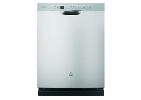 "GE Profile 24"" Stainless Steel Built-In Dishwasher - PDF820SSJSS"