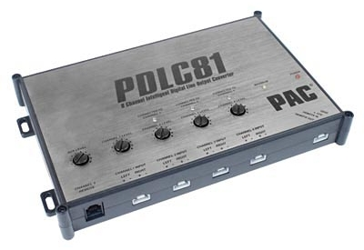 PAC Audio - PDLC81 - Car Audio Processors