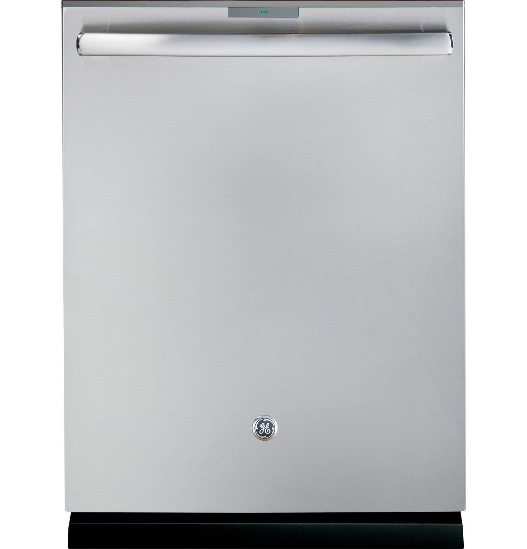 Ge Profile 24 Stainless Steel Dishwasher Pdt845ssjss
