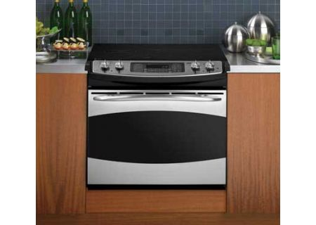 GE - PD968SPSS  - Slide-In Electric Ranges